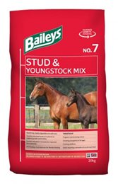 No. 7 Stud Youngstock Mix