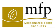 Micronized food products